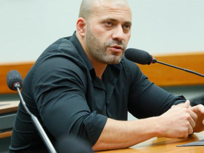 Por unanimidade, ministros do STF decidem manter prisão de Daniel Silveira