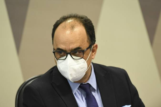Em CPI da Pandemia, reverendo Amilton de Paula confirma intermediação de vacinas