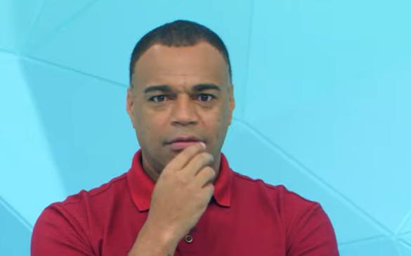 """Denílson: """"Desse jeito o Palmeiras vai chegar à final da Libertadores sem confiança"""""""