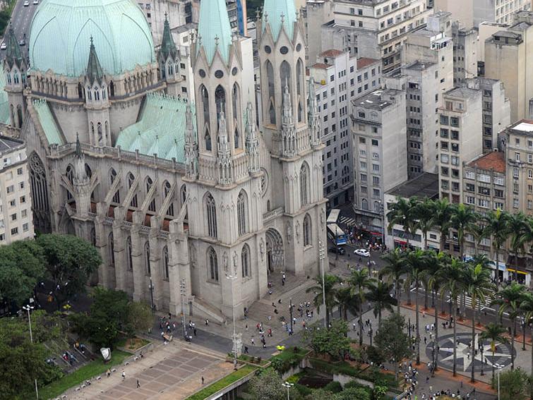 Levantamento aponta que Praça da Sé e a Av. Paulista são os locais mais perigosos de SP
