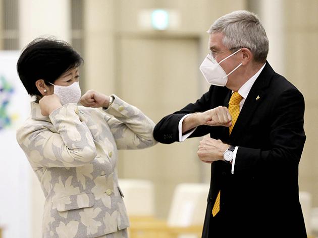 """""""Situação ideal para Jogos de Tóquio é ter torcedores"""", diz governadora"""