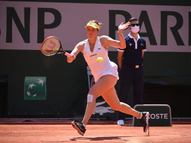 Pavlyuchenkova vai disputar a final de um Grand Slam pela 1ª vez