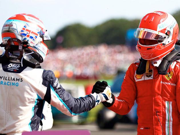 """Leclerc aconselha Russell: """"Aproveite o momento e aprenda com o melhor"""""""