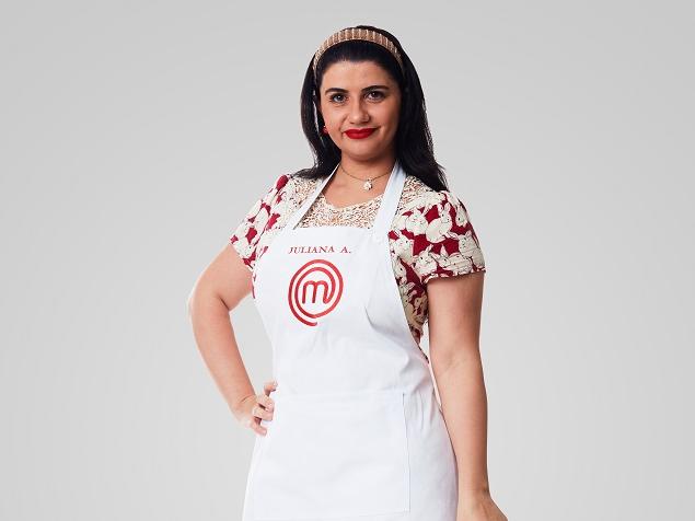 """Fã de conto de fadas e doces, Juliana Arraes volta ao MasterChef: """"Culinária é mágica"""""""