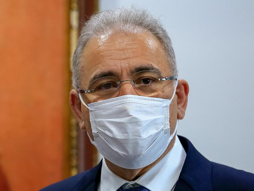 Ministro da Saúde, Marcelo Queiroga, afirma que perdeu a paciência com manifestantes