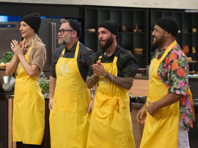 """Equipe amarela reproduz receita de Jacquin e chef elogia: """"Poderia viajar e deixar vocês no meu lugar"""""""