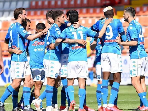 O Napoli pode assumir a vice-liderança se conseguir a vitória