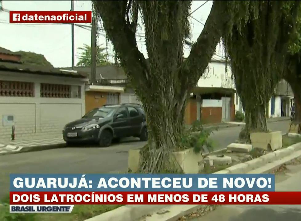 Homem morre durante assalto no Guarujá; cidade registrou dois latrocínios em 48 horas
