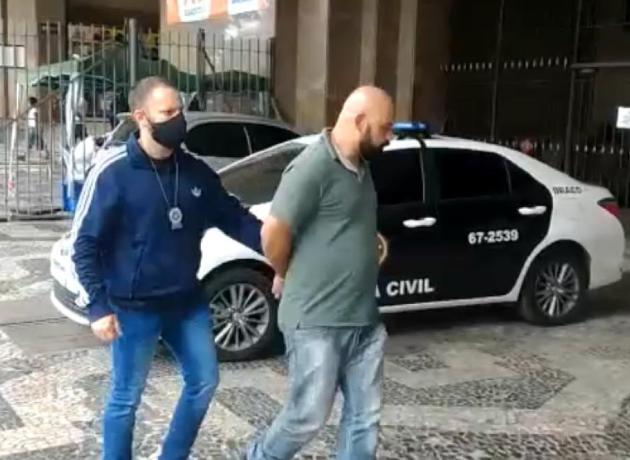 Miliciano denunciado em desdobramento do caso Marielle e Anderson é preso