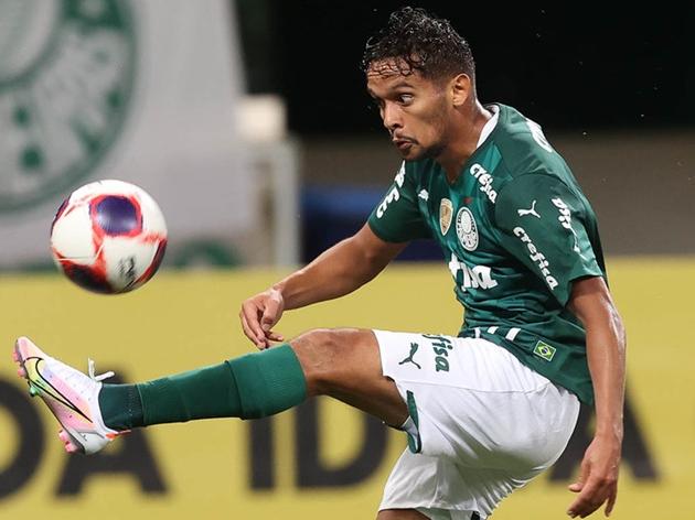 """Gustavo Scarpa credita boa fase no Palmeiras a Abel e """"posição ideal"""""""