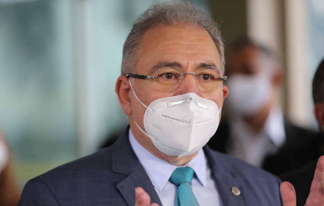 Ministério da Saúde suspende o contrato para a compra da vacina Covaxin