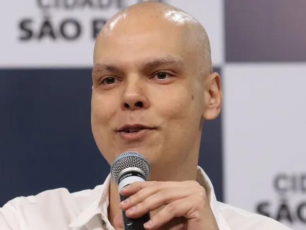Morre, aos 41 anos, o Prefeito de São Paulo, Bruno Covas