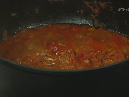 Molho de tomate   Band Receitas