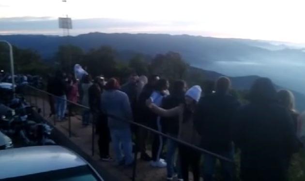 Após aglomeração, Pico Agudo adota medidas para restrição de pessoas em Santo Antônio do Pinhal