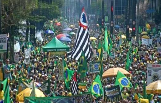 7 de setembro: Manifestações a favor e contra o governo marcam o Dia da Independência