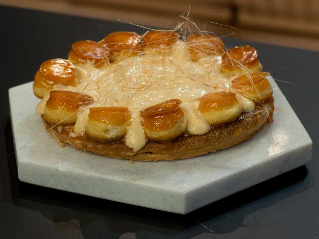 Eduardo faz sua sobremesa favorita e vence prova no MasterChef; confira a receita de Saint-Honoré