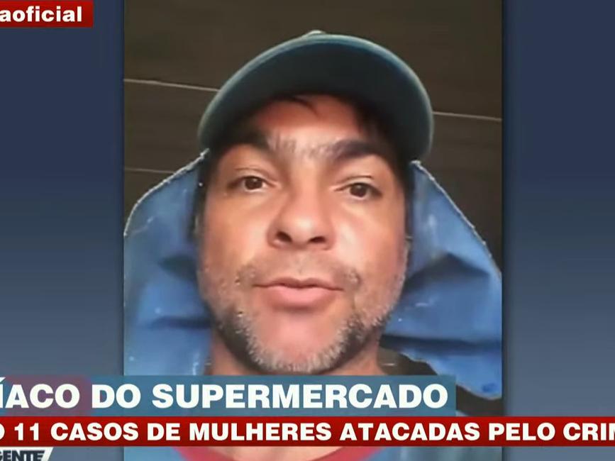 Renê Ferreira raspou cabelo e barba, mas foi reconhecido por vítimas