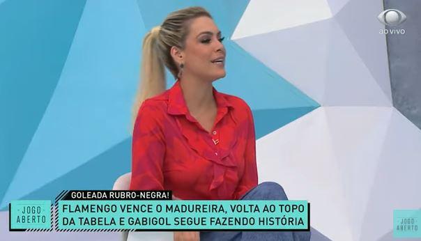"""""""Passou por cima"""": Jogo Aberto debate goleada do Flamengo no Carioca"""