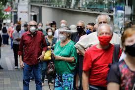 Assembleia Legislativa do Rio vota flexibilização do uso de máscaras