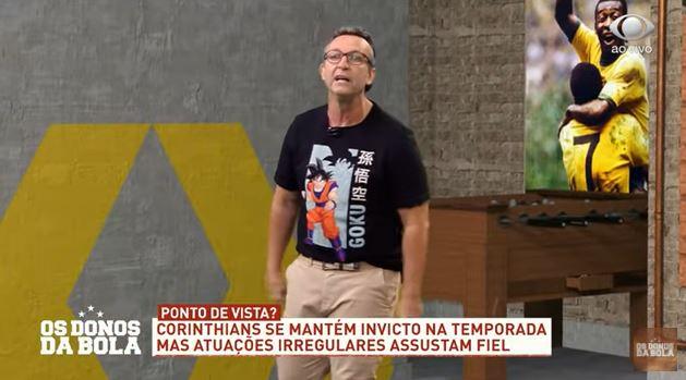 Neto e Velloso apontam falha de Cássio no gol do Retrô contra o Corinthians