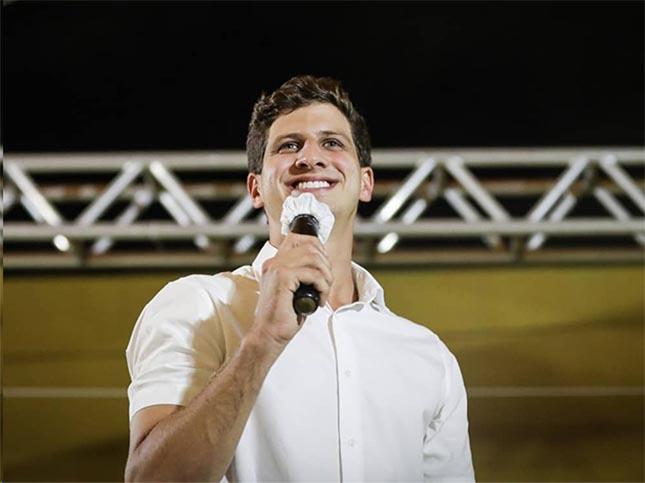 João Campos, do PSB, é eleito em Recife