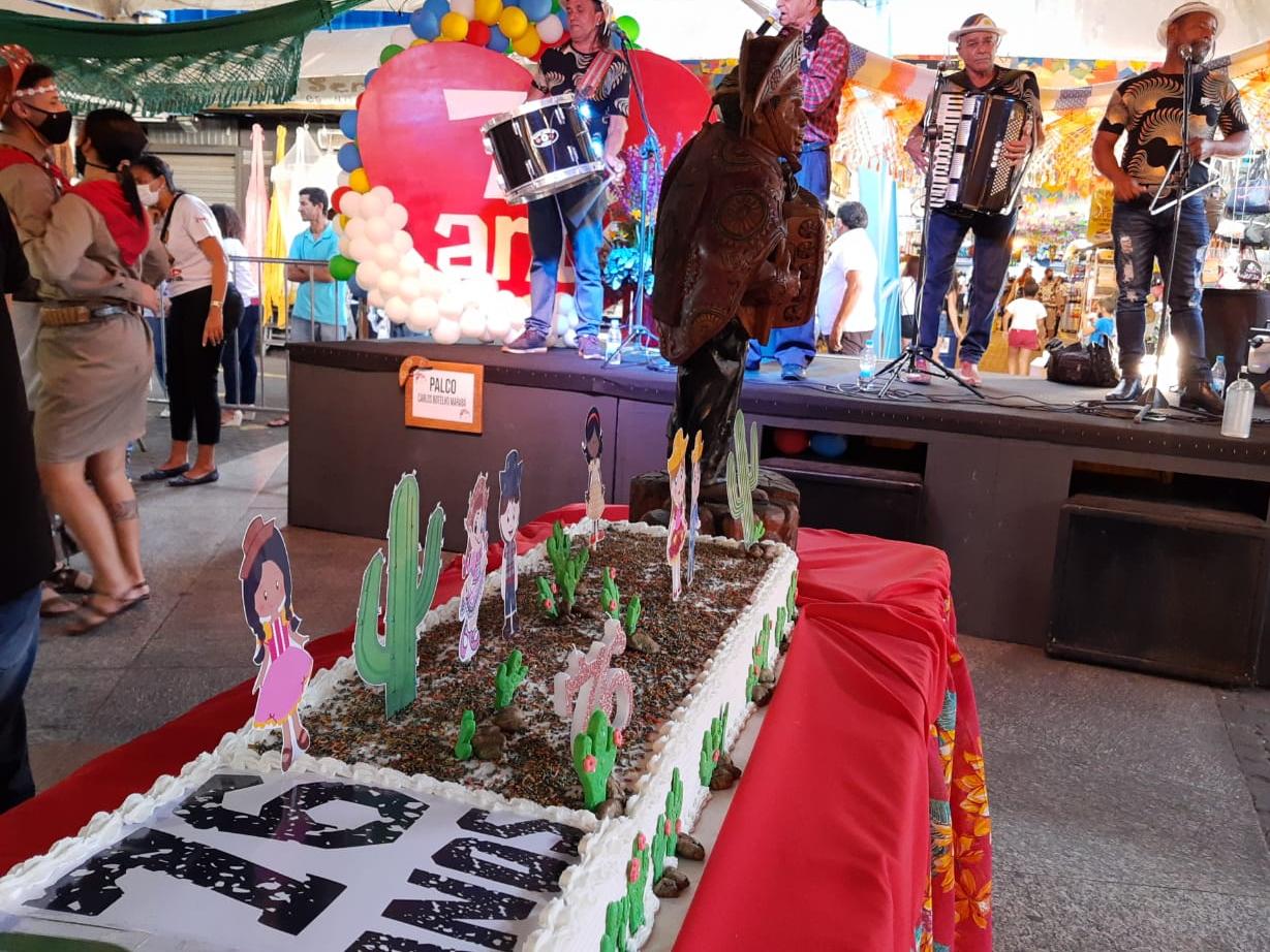 Tradição da feira de São Cristóvão completa 76 anos