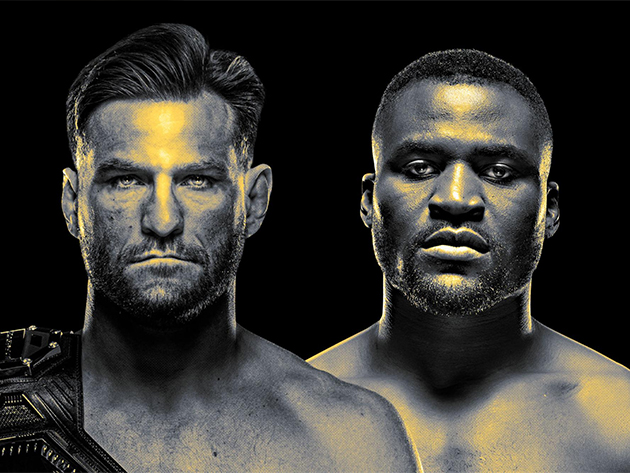 Stipe Miocic x Francis Ngannou: a revanche do ano