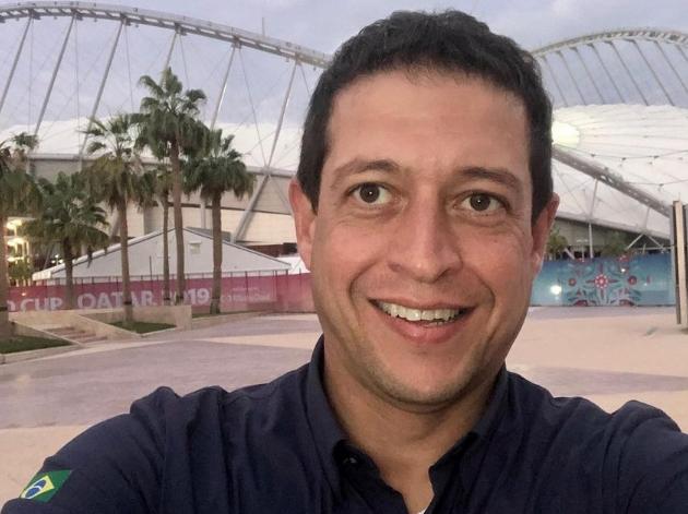 Jornalista esportivo Fernando Caetano morre aos 50 anos em SP