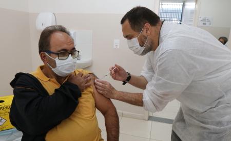 Covid-19: Jacareí irá vacinar pessoas que perderam a data e não receberam a imunização