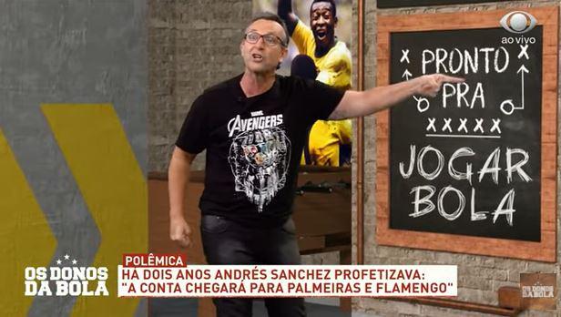 Neto revela quem ele considera o maior ídolo da história do Corinthians