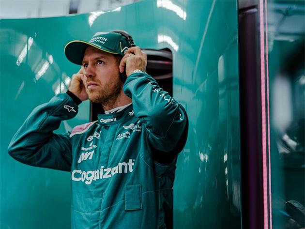 """Chefe da Aston Martin defende Vettel e diz que """"é muito cedo"""" para julgar performance"""