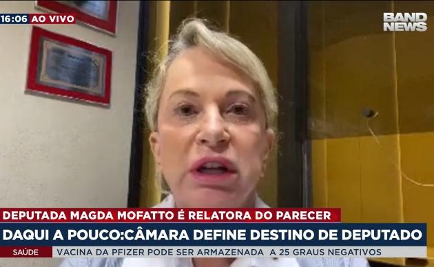 """""""Imunidade não quer dizer impunidade"""", diz relatora do caso Daniel Silveira"""