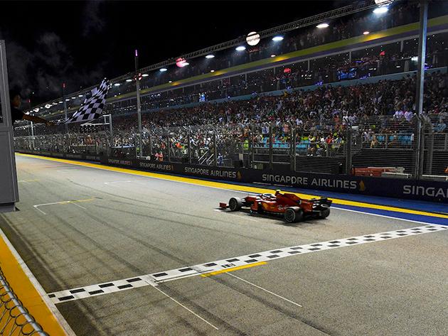 F1: Por restrições da pandemia, GP de Cingapura é cancelado