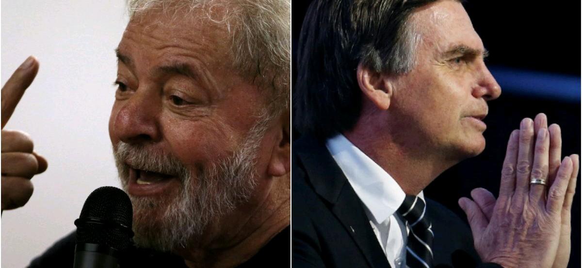 Até onde vai a influência de Lula e Bolsonaro?