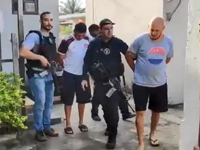 Milicianos apontados como assassinos de dois jovens em Nova Iguaçu (RJ) são presos