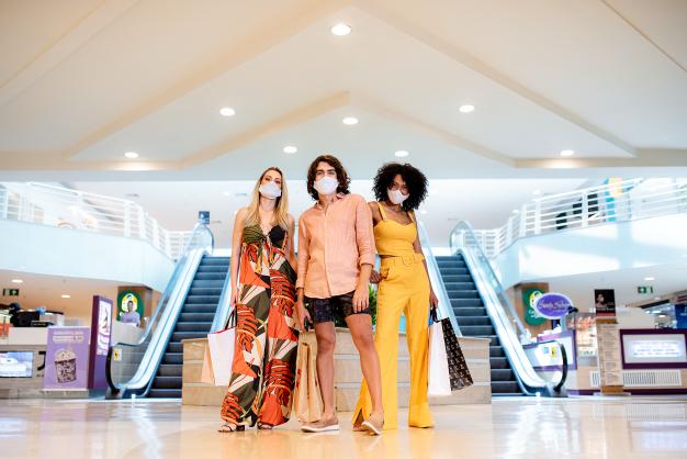 CenterVale Shopping lança campanha Primavera/Verão 2022