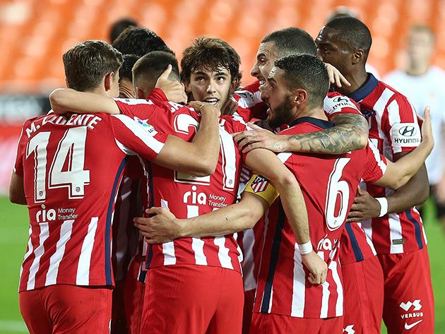 Invicto e com a melhor defesa, Atlético se coloca como grande favorito ao título espanhol