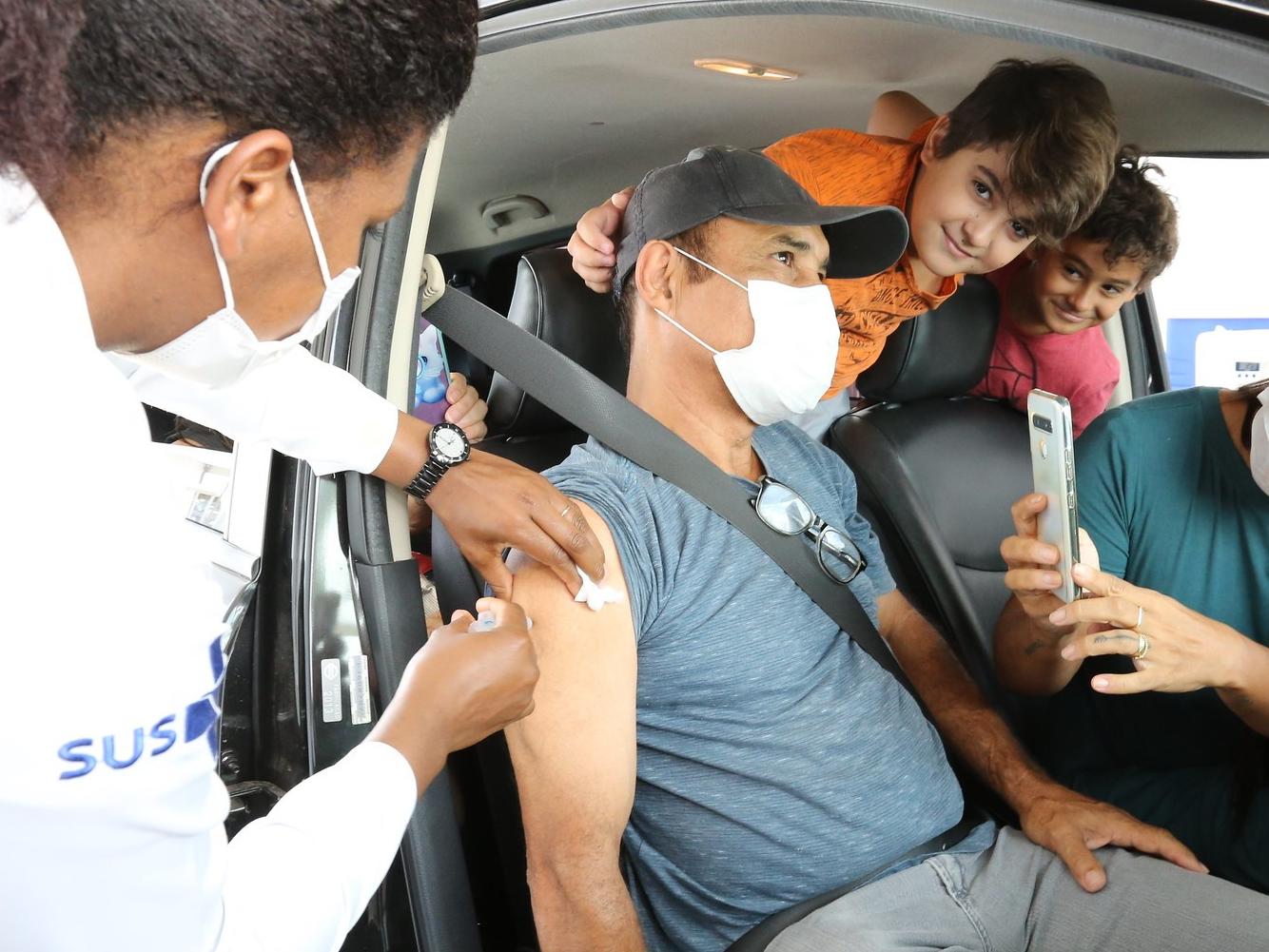 Governo paulista anunciou ainda o envio do protocolo do estudo clínico da vacina ButanVac à Anvisa