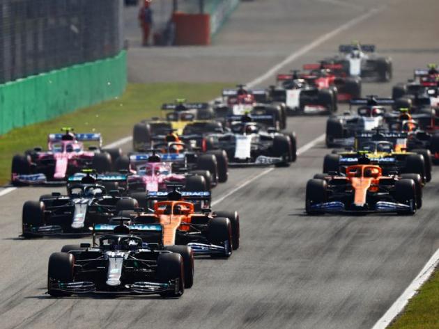 F1 deve ter um terço de corridas sprint no calendário de 2022