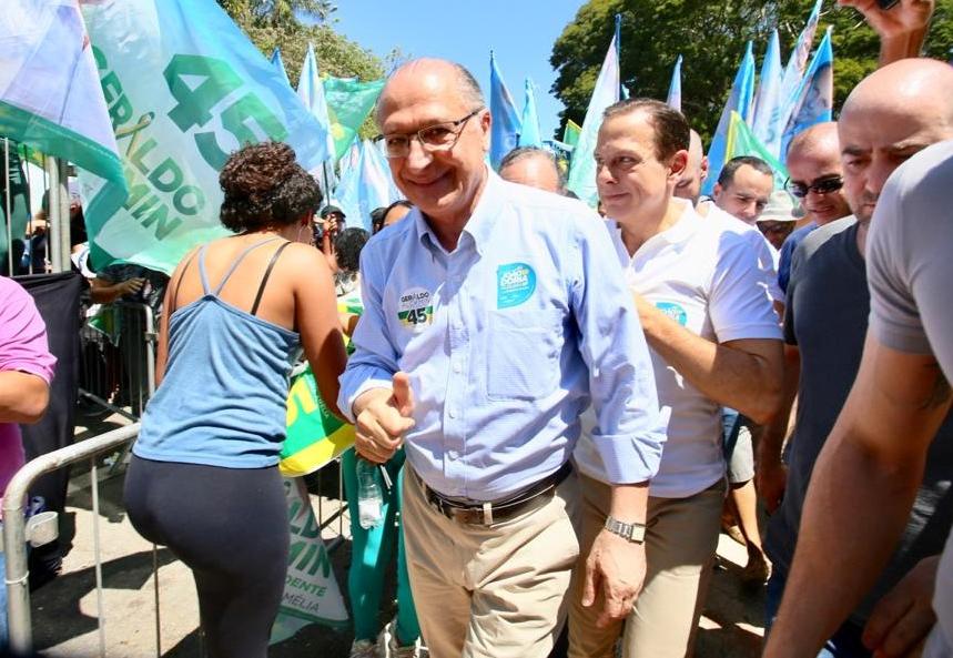 Trio de ferro: Alckmin, Felicio e Ortiz podem deixar PSDB e ir para o mesmo partido