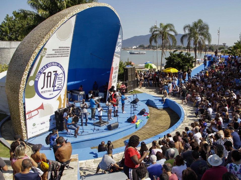 Festival de Jazz e Blues de Rio das Ostras será evento-teste do estado do Rio de Janeiro