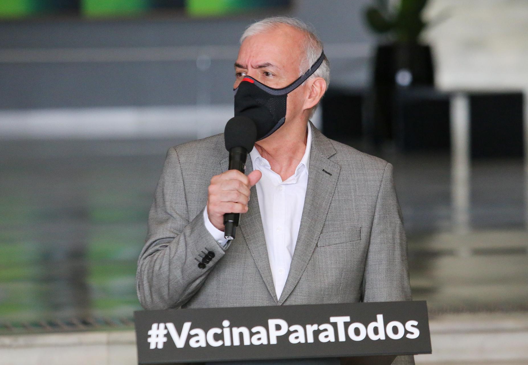 Paulo Menezes também confirmou que está em estudo a fase roxa, ainda mais restritiva que a vermelha