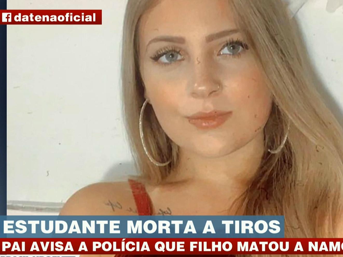 Pai denuncia o filho à polícia por matar a namorada em Bento Gonçalves