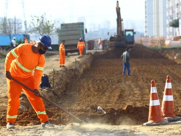 Obras da linha verde causam interdições em São José dos Campos nesta segunda-feira (2)