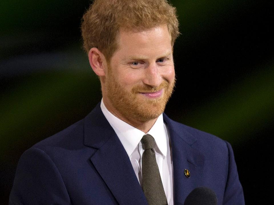 Príncipe Harry é contratado por startup do Vale do Silício
