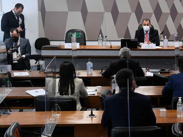 CPI será retomadacom a presença do ex-presidente da Anvisa Claúdio Maierovitch e a microbiologista Natália Pasternak