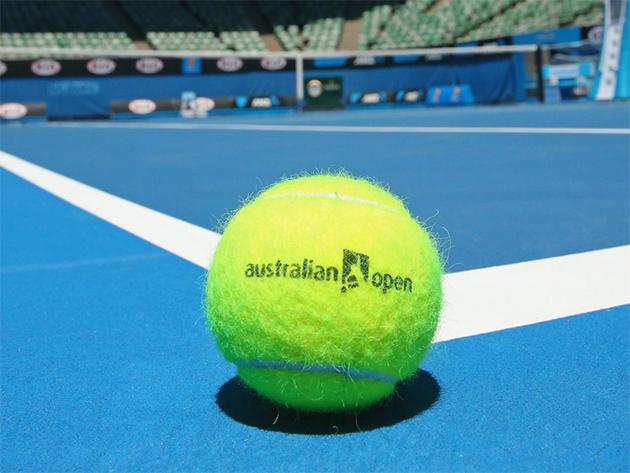 Aberto da Austrália: mais dois tenistas testam positivo para covid-19