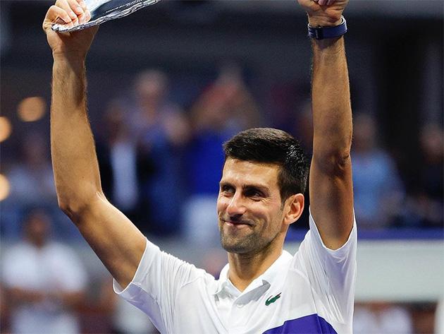 """Djokovic: """"Não tenho nenhum plano. Não sei se vou jogar mais em 2021"""""""