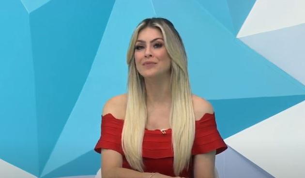 Renata Fan reclama de pênalti não dado ao Inter e manda recado para Gabigol