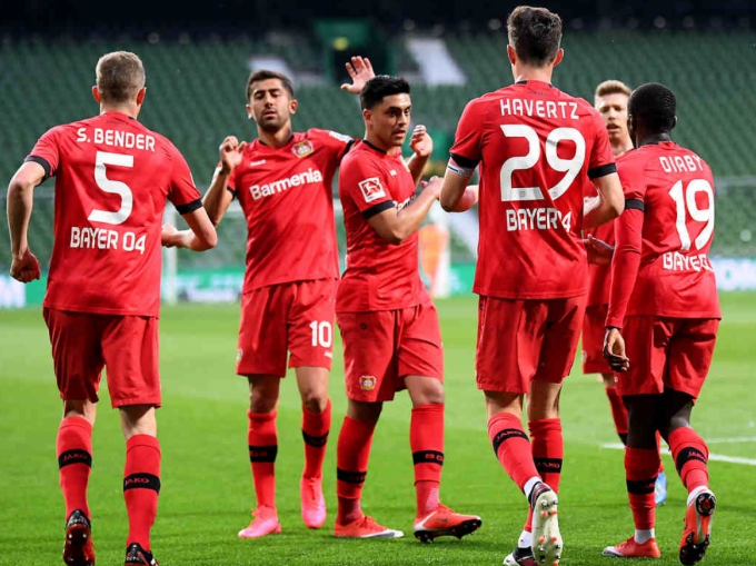 Band exibe Campeonato Alemão: Bayer Leverkusen x Hertha Berlin